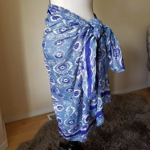 Other - Pretty blue sarong